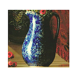 Stoneware Molly Stark Pitcher