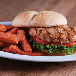 Four 4 oz. Ultimate Chicken Burgers