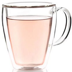 Grande Tasse Glass Tea Mug