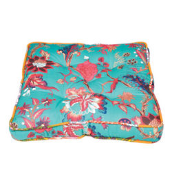 Botanical Patio Seat Cushion