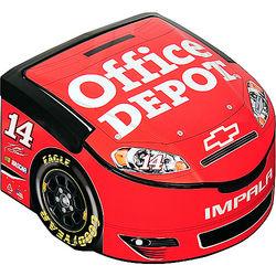 Tony Stewart #14 Office Depot Red 10-Quart Cooler