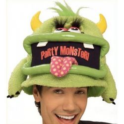 Party Monster Costume Hat