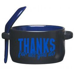 Thanks for All You Do Soup Mug and Spoon