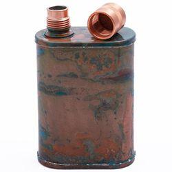 Ocean Edition Copper Flask