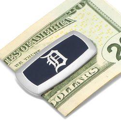 Detroit Tigers Cushion Money Clip