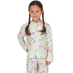 Hip Hip Hooray Pajamas for Girls