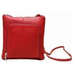Women's Leather Drop Down Mini Organizer Handbag