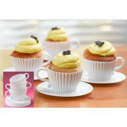 Tea Cupcake Molds