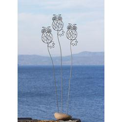Wire Art Owls