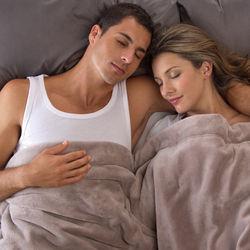 Queen Dual-Zone Nap Heated Blanket