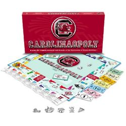 South Carolina Gamecocks Carolinaopoly Board Game