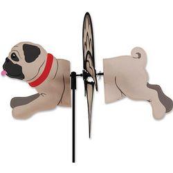 Pug Dog Wind Spinner