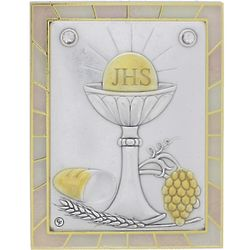 "First Communion Mini 2.5"" Plaque"