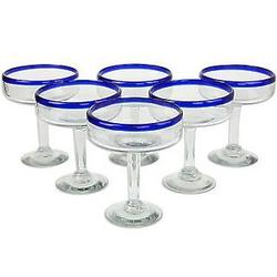 Happy Hour Margarita Glasses