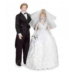 Loving Couple Bridal Dolls