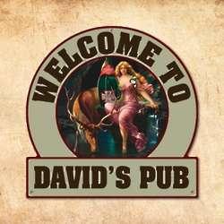 Personalized Enchantment Bar Plaque