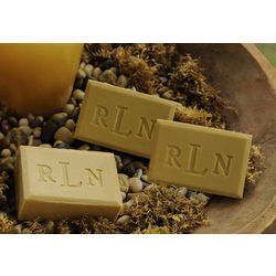 Personalized Green Tea and Olive Oil Soaps