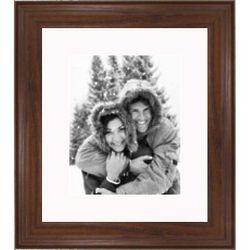 """1.5"""" Wide Dark Walnut 8x10 Picture Frame"""