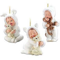 Cool Cuties Ornament Set