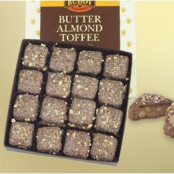 Handmade Butter Almond Toffee