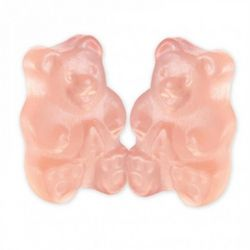 Pink Grapefruit Gummi Bears