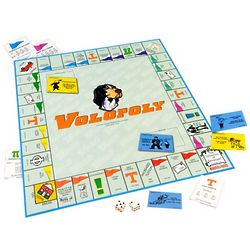 Tennessee Volunteers Volopoly Board Game