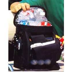 Game Day Golf Bag Cooler