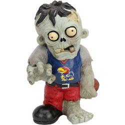 Kansas Jayhawks Zombie Garden Figurine