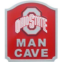 College Team Man Cave Sign
