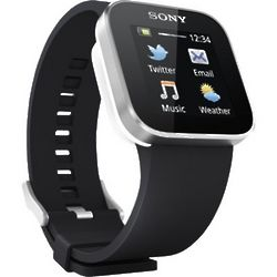Black Mobile Smartwatch Wrist Watch