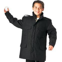Children's Black M-65 Field Jacket
