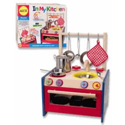 'In My Kitchen' Play Set