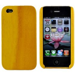 TPhone Eco-Design Apple iPhone 4 Wood Cover Case