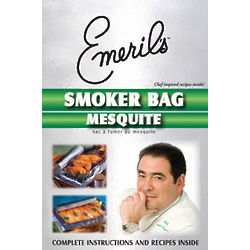 Emeril's Mesquite Smoker Bags