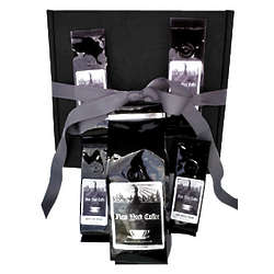 New York Coffee Classic Flavored Variety Coffee Beans Gift Box