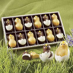 Flock of Sweet Chicks Candy