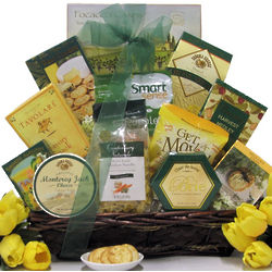 Wishing You a Speedy Recovery Get Well Gift Basket