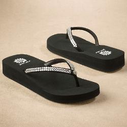 Tiara Jeweled Sandal