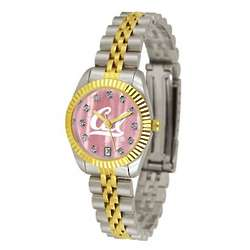 NCAA Executive Women's Mother of Pearl Watch