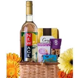 Summer Wine Gift Basket