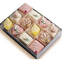 Pastel Assorted Petits Fours
