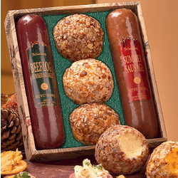 Sausage 'n Cheese Balls