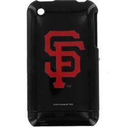 MLB iPhone 3G Hard Plastic Case - San Francisco Giants