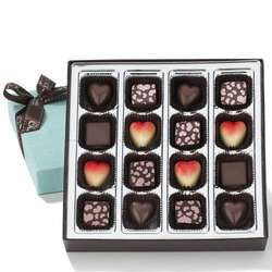 16 Piece Heart Collection Chocolates