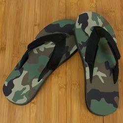 Forest Camo Pro Fit Sandal