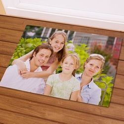 Personalized Picture Perfect Doormat