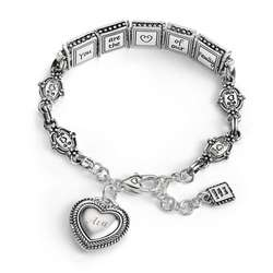 Expressions From the Heart Mom Bracelet