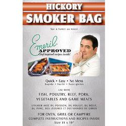 Emeril's Hickory Smoker Bags