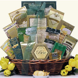 Soup's On Get Well Gift Basket