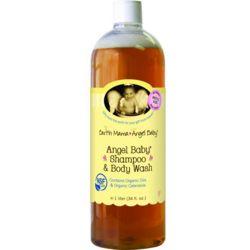 Angel Baby Shampoo and Body Wash